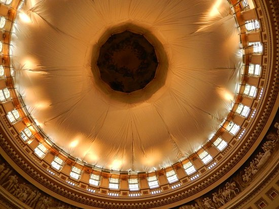 U.S. Capitol: Dome