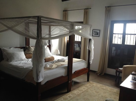 Kisiwa House : junior suite