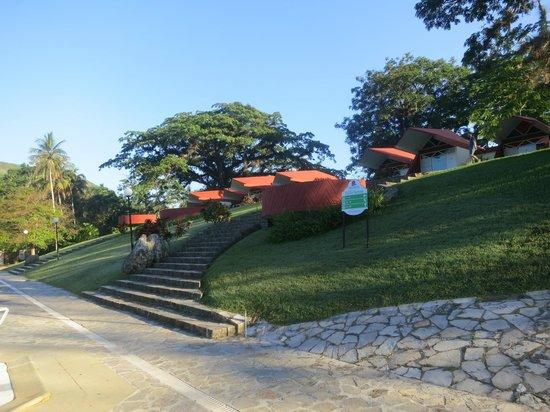 Villa Horizontes Soroa: beaucoup des escaliers