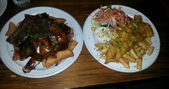 Chico's Restaurant & Bar: food was amazing and a great price