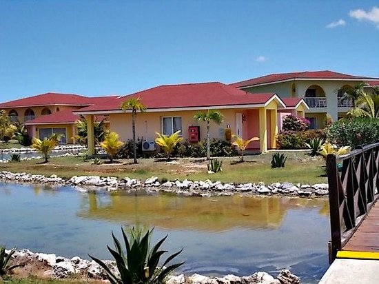 Memories Caribe Beach Resort Al Fresco Junior Suite