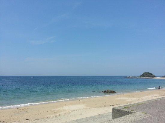Shikanoshima : 志賀島のビーチ