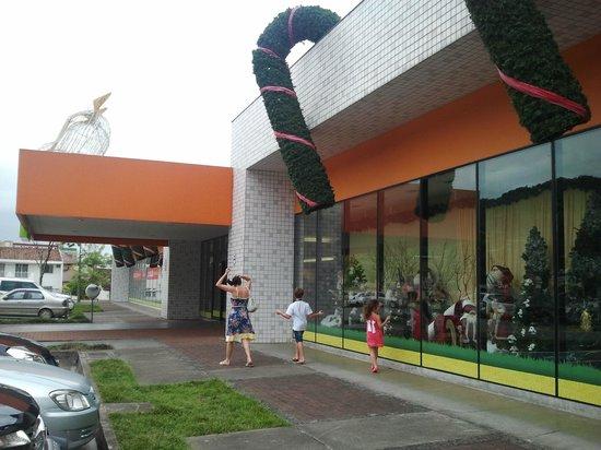 Jaragua Do Sul, SC: Fábrica da Marisol