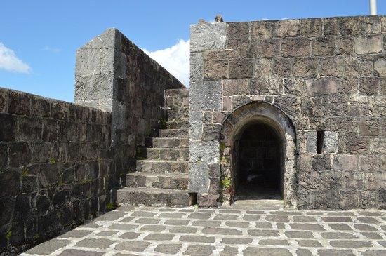 Brimstone Hill Fortress: vigil