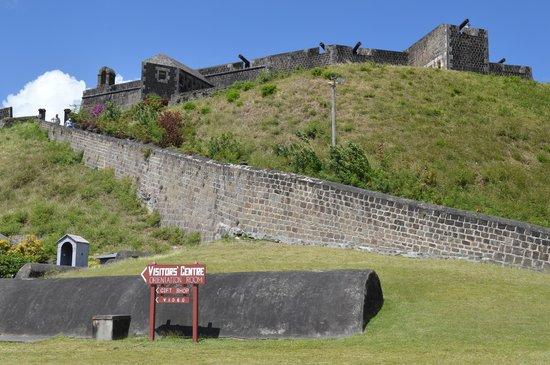 Brimstone Hill Fortress: Fort Brimstone