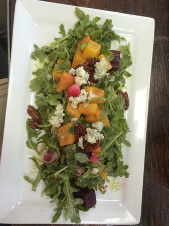 UNION Kitchen & Tap: Beet salad