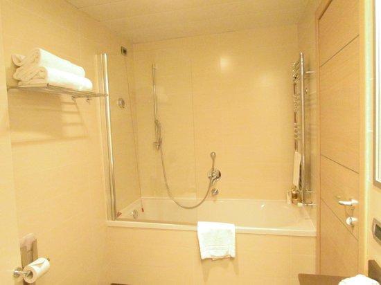 iQ Hotel Roma: Banheiro