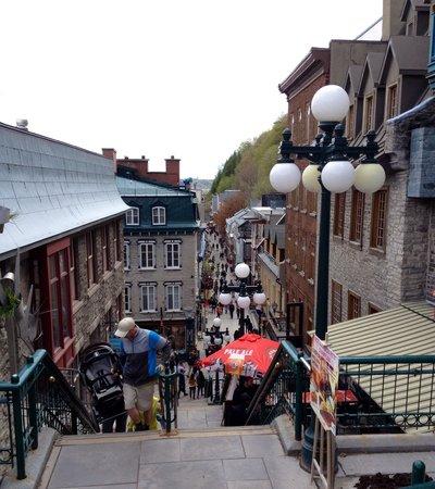 Quartier Petit Champlain: Quartier du Petit Champlain