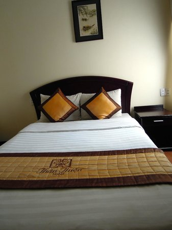Than Thien Hotel - Friendly Hotel: Bed