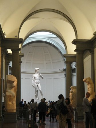 Galleria dell'Accademia : Davi