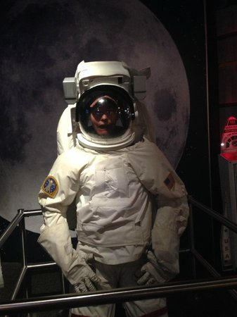 WonderWorks: Space suit