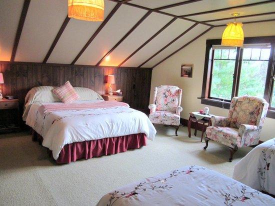 Jacquie Gordon's Bed and Breakfast : Vista Room