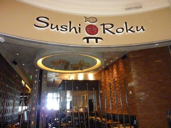 Gleaming Relaxing Sushi Roku
