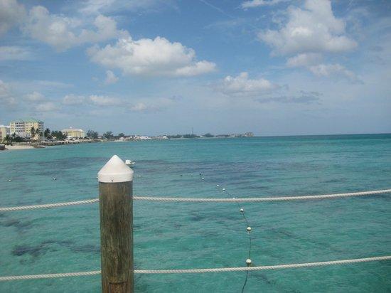 Sandals Royal Bahamian Spa Resort & Offshore Island : pier