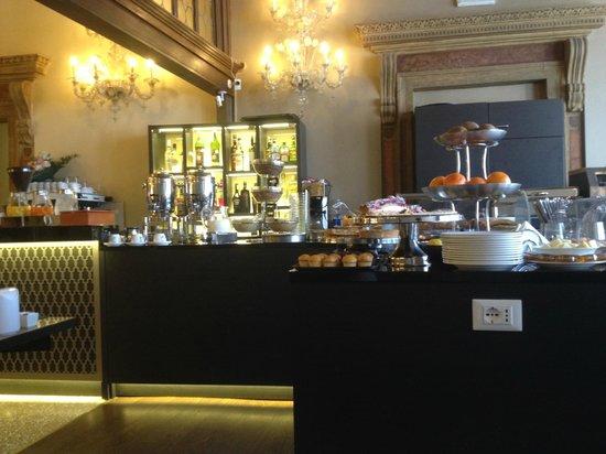 Arcadia Boutique Hotel: Restaurant - Breakfast