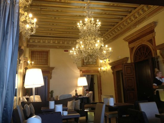 Arcadia Boutique Hotel : hall