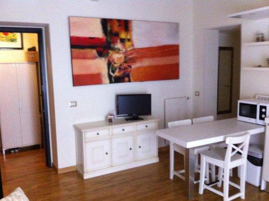Al Centro Storico Roma Suite: Entrada