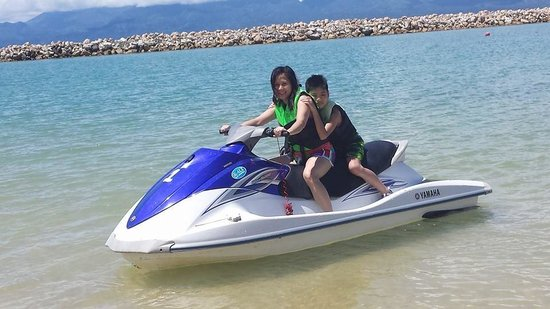 Misibis Bay Resort: Jetski