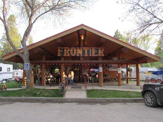 Frontier Bar