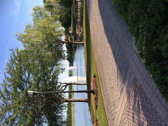 JW Marriott Orlando, Grande Lakes : waterway