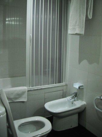 Al Walid Hotel : bathroom view