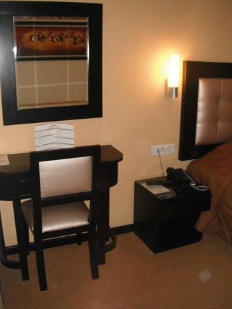 Al Walid Hotel : free WiFi