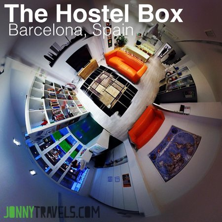 The Hostel Box Port: Hostel Box Lobby