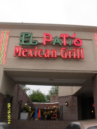 El Patio Mexican Grill