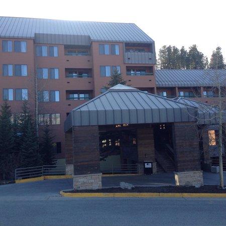DoubleTree by Hilton Breckenridge: Entrance