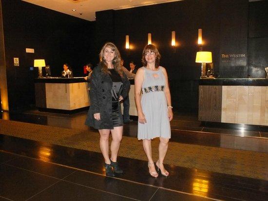 The Westin Lima Hotel & Convention Center: AMIGAS DE BRASIL
