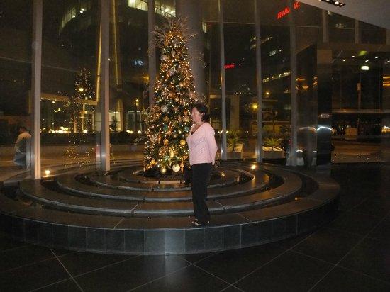 The Westin Lima Hotel & Convention Center: ENTRADA DEL HOTEL