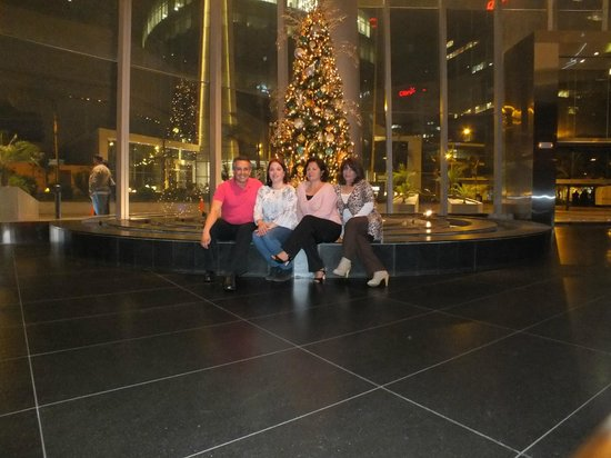 The Westin Lima Hotel & Convention Center: EN EL LOBBY