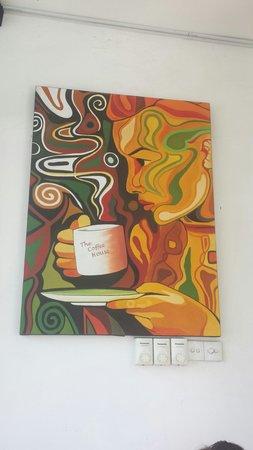 The Coffee House: Love the coffee shop