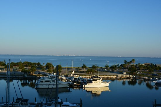 The Inn at Little Harbor: View of Tampa Bay/St Pete