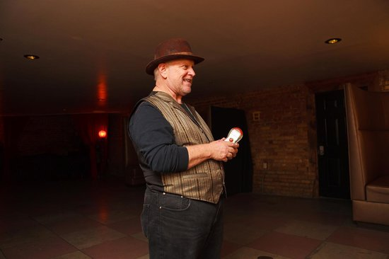 The OFFICIAL Ybor City Ghost Tour: Joe our tour guide