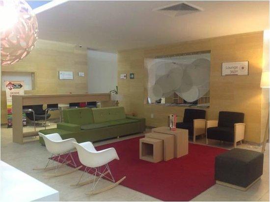 Fiesta Inn Guadalajara Expo: Lounge 360
