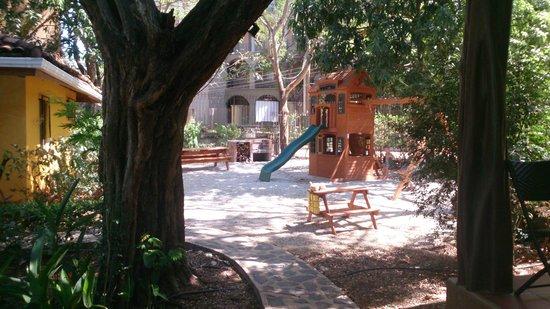 Villas Macondo: área para niños