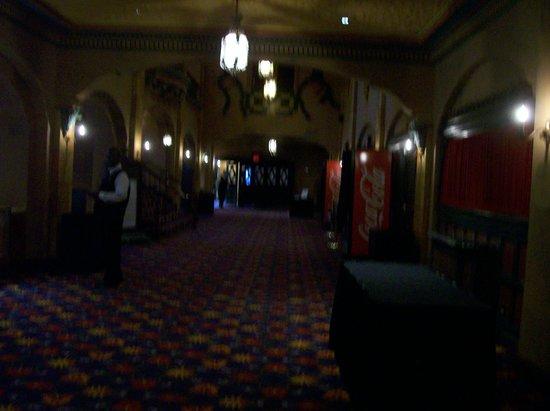 Richmond CenterStage: Ground Floor Interior Hall