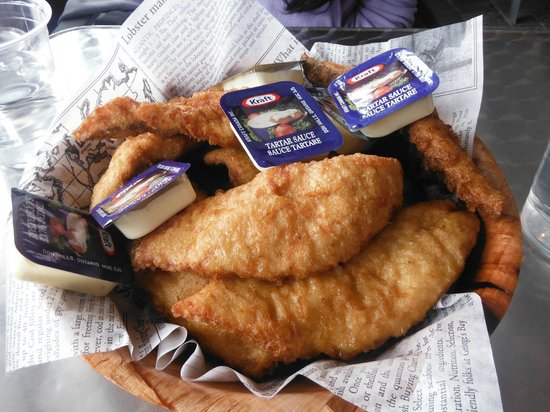 The Fish & Chip Place: Fish