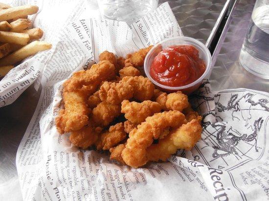 The Fish & Chip Place: Calamari