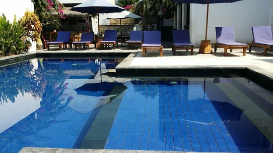 Tir Na Nóg Gili Trawangan Accommodation: Piscine de l'hôtel