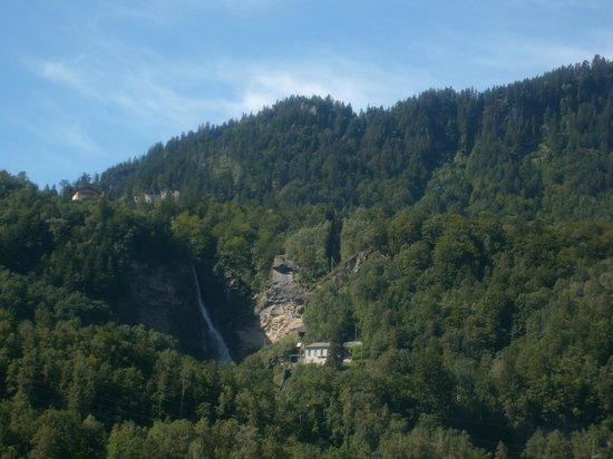 Reichenbach Falls : Wasserfälle
