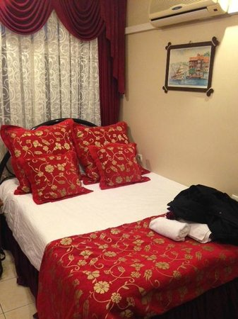 Venus Hotel: Nice room