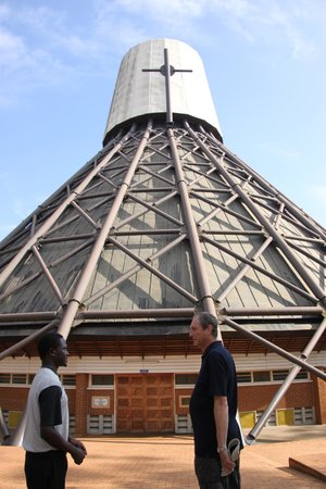 Uganda Martyrs Shrine