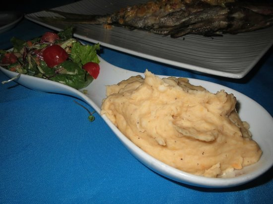 Bili: Root Vegetable Mash