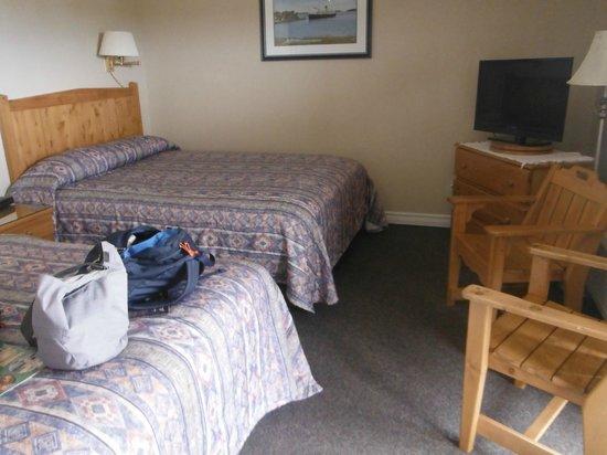 Tobermory Princess Hotel: Room