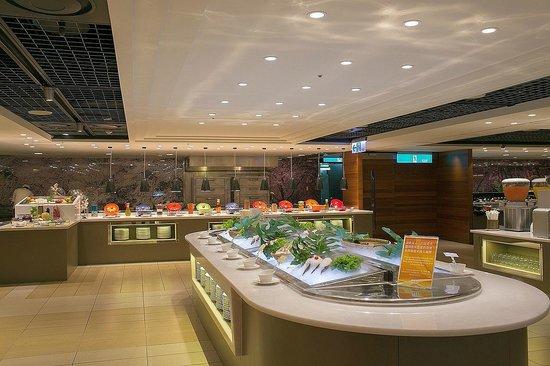 Tayih Landis Hotel Tainan : Market Place Buffet Restaurant