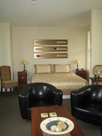 Pinot Villas: Spa Bath Suite