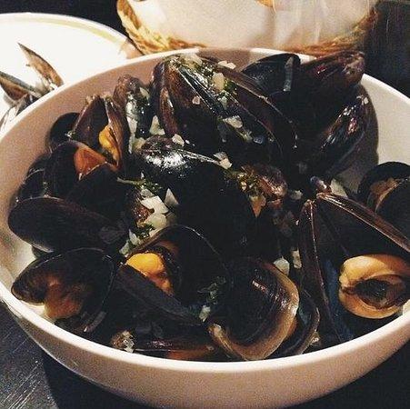 La Creperie(Nanjing West Road) : Mussels