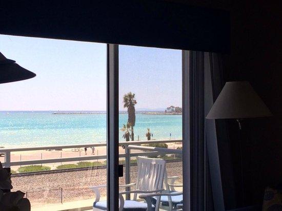 Riviera Shores Resort : View from kitchen